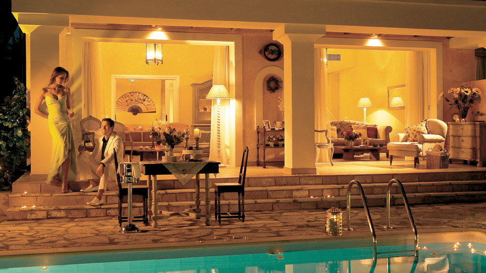 Dream Villa Private Pool | Exquisite villas with a private pool framed by lawns and rock gardens