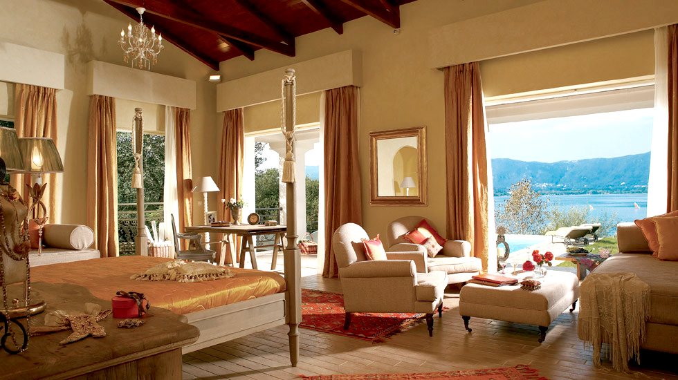 Romantic Villa With Private Pool Grecotel Eva Palace Corfu