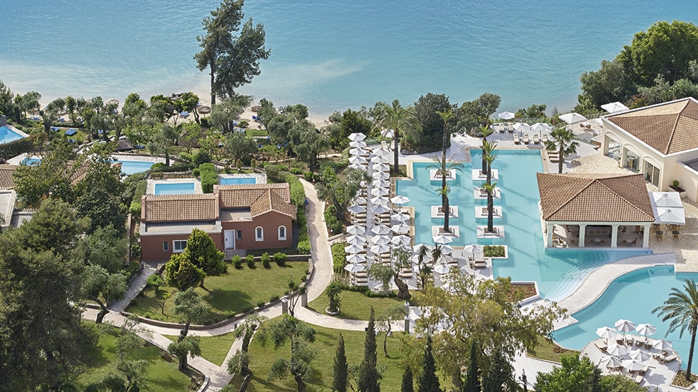 Luxury Hotel in Corfu