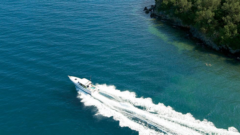 Five star Luxury Hotel in Corfu