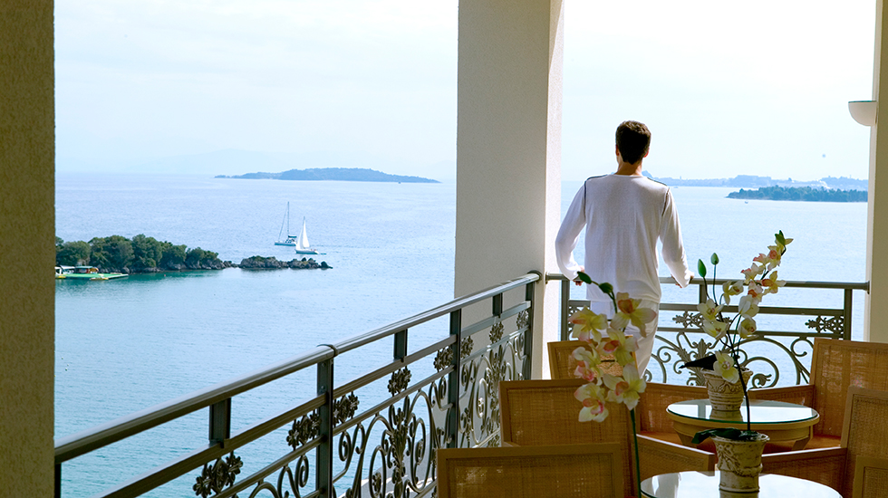 5 star Hotel in Corfu