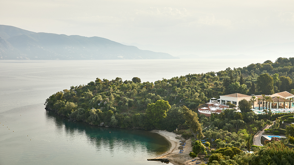 Kommeno Peninsula Luxury Accommodation Eva Palace Resort
