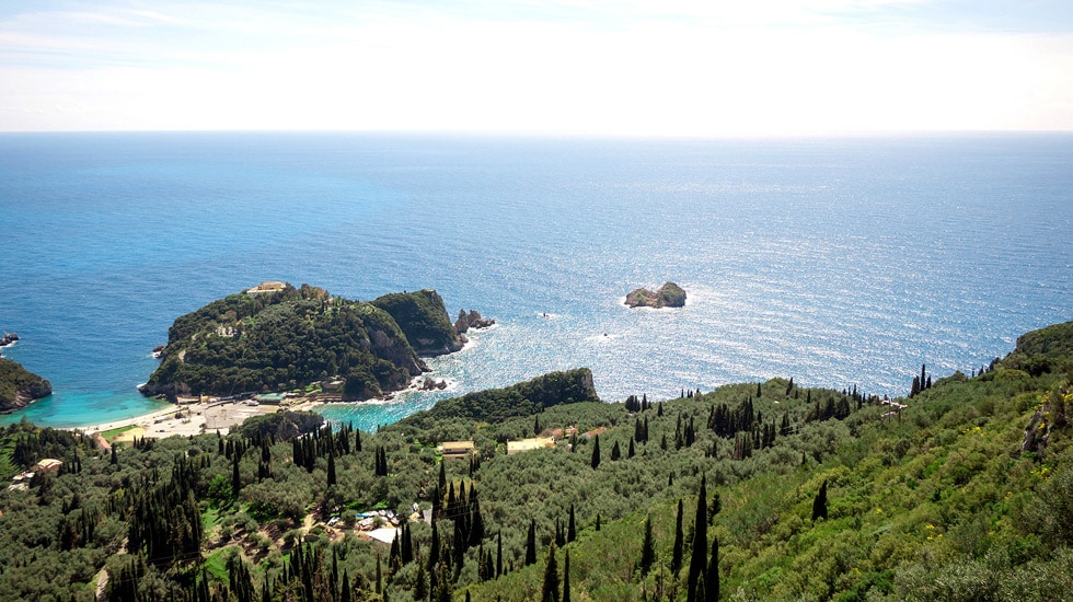 Images of Corfu