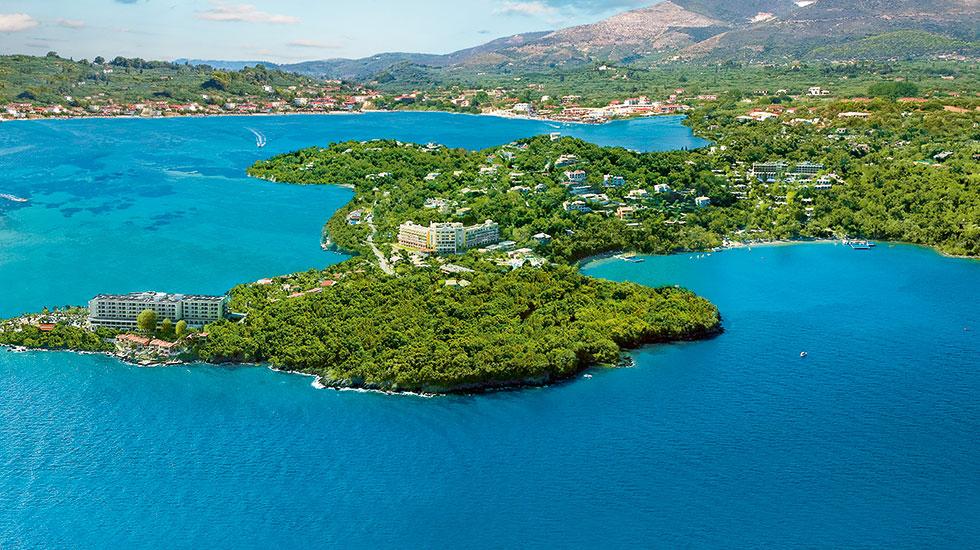 Luxury Hotel in Corfu Greece, Grecotel Eva Palace