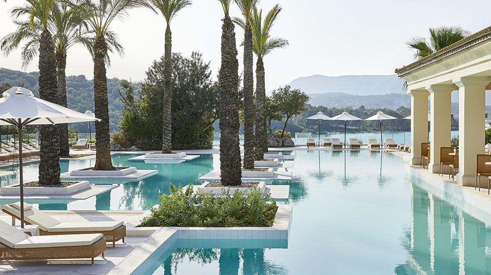 Υπηρεσίες & Εγκαταστάσεις | Eva Palace Ξενοδοχείο 5* Κέρκυρα