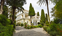 eva palace highlights of corfu